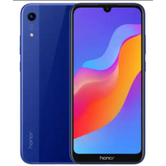 Huawei Honor 8A 32GB 3GB RAM DualSIM, (Kártyafüggetlen 1 év garancia), Mobiltelefon, kék