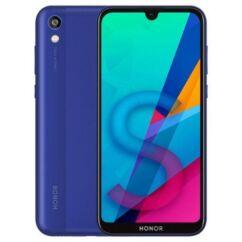 Mobiltelefon, Huawei Honor 8S 32GB DualSim, kártyafüggetlen, 1 év garancia, kék
