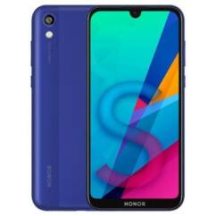 Huawei Honor 8S 32GB DualSIM, (Kártyafüggetlen 1 év garancia), Mobiltelefon, kék