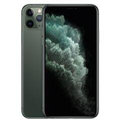 Apple iPhone 11 Pro Max 64GB 6.5, (Kártyafüggetlen 1 év garancia), Mobiltelefon, zöld