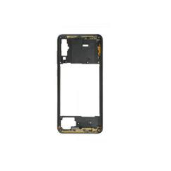Samsung A705 Galaxy A70, Középső keret, fekete