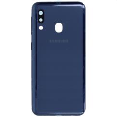 Samsung A202 Galaxy A20E, Akkufedél, kék