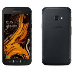 Mobiltelefon, Samsung G398 Galaxy Xcover 4S (2019) DualSim, Kártyafüggetlen, 1 év garancia, fekete