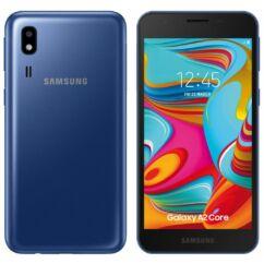 Samsung A260 Galaxy A2 Core 16GB DualSIM, (Kártyafüggetlen 1 év garancia), Mobiltelefon, kék