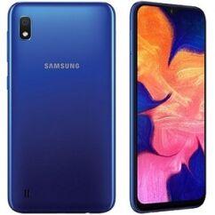 Samsung A105FD Galaxy A10 32GB DualSIM, (Kártyafüggetlen 1 év garancia), Mobiltelefon, kék
