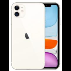 Mobiltelefon, Apple iPhone 11 256GB 6.1, Kártyafüggetlen, 1év garancia, fehér
