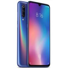 Xiaomi MI 9 128GB DualSIM, (Kártyafüggetlen 1 év garancia), Mobiltelefon, kék