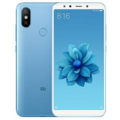 Xiaomi MI A2 128GB DualSIM, (Kártyafüggetlen 1 év garancia), Mobiltelefon, kék