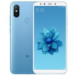 Xiaomi MI A2 128GB DualSIM, Mobiltelefon, kék