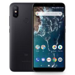 Xiaomi MI A2 32GB DualSIM, (Kártyafüggetlen 1 év garancia), Mobiltelefon, fekete