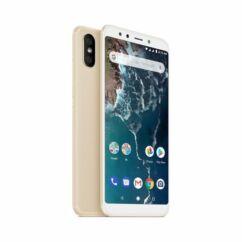 Xiaomi MI A2 32GB DualSIM, (Kártyafüggetlen 1 év garancia), Mobiltelefon, arany