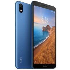 Xiaomi Redmi 7A 32GB DualSIM, (Kártyafüggetlen 1 év garancia), Mobiltelefon, kék