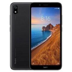 Xiaomi Redmi 7A 32GB DualSIM, (Kártyafüggetlen 1 év garancia), Mobiltelefon, fekete
