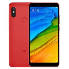 Xiaomi Redmi Note 5 32GB DualSIM, (Kártyafüggetlen 1 év garancia), Mobiltelefon, piros