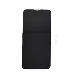Huawei Honor 20 Lite, LCD kijelző érintőplexivel, fekete