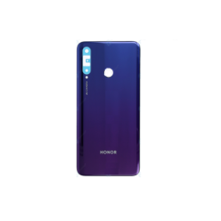 Huawei Honor 20 Lite, Akkufedél, kék-lila