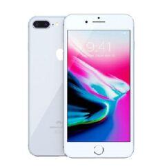 Apple iPhone 8 Plus 256GB, (Kártyafüggetlen 1 év garancia), Mobiltelefon, ezüst