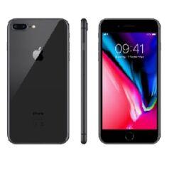 Apple iPhone 8 Plus 256GB, (Kártyafüggetlen 1 év garancia), Mobiltelefon, szürke