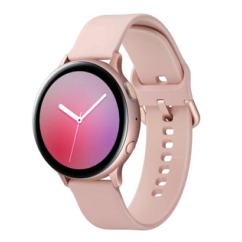 Samsung R820 Galaxy Watch Active 2 44mm (Aluminium), Okosóra, rose gold