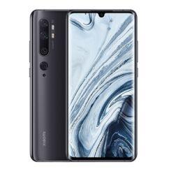 Xiaomi Mi Note 10 Pro 256GB 8GB Ram DualSIM, (Kártyafüggetlen 1 év garancia), Mobiltelefon, fekete