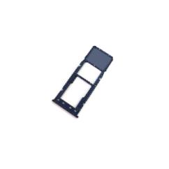 Samsung A105 Galaxy A10 SingleSIM, SIM tartó, (+memória kártya tartó), kék