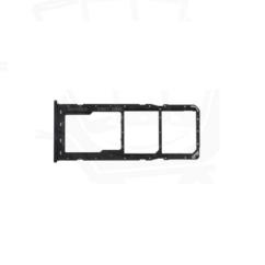 Samsung A606 Galaxy A60, SIM tartó, (memóriakártya tartó), fekete