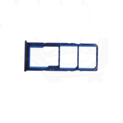 Samsung A606 Galaxy A60, SIM tartó, (memóriakártya tartó), kék
