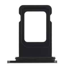Apple iPhone XR, SIM tartó, fekete