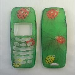 Nokia 3410, Előlap és Akkufedél, katica