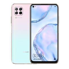 Huawei P40 Lite 128GB DualSIM, (Kártyafüggetlen 1 év garancia), Mobiltelefon, pink