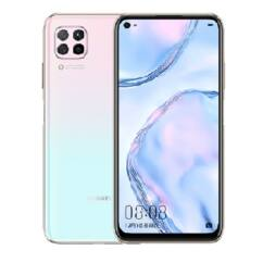 Huawei P40 Lite 128GB 6GB RAM DualSIM, (Kártyafüggetlen 1 év garancia), Mobiltelefon, pink