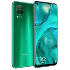 Huawei P40 Lite 128GB 6GB RAM DualSIM, (Kártyafüggetlen 1 év garancia), Mobiltelefon, zöld