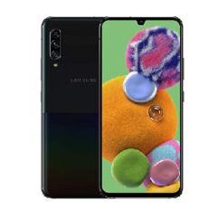 Samsung A908F Galaxy A90 128GB 6GB Ram DualSIM, Mobiltelefon, fekete