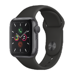 Apple Watch Nike 5 MWVF2VR/A 44mm, Okosóra, szürke