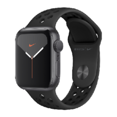 Apple Watch Nike 5 MX3T2VR/A 40mm, Okosóra, asztroszürke