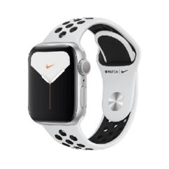 Apple Watch Nike 5 MX3V2VR/A 44mm, Okosóra, ezüst