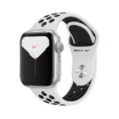Apple Watch Nike 5 MX3V2VR/A 44mm, Okosóra, ezüst
