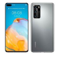 Huawei P40 128GB 8GB Ram DualSIM, (Kártyafüggetlen 1 év garancia), Mobiltelefon, ezüst
