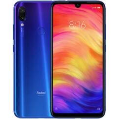 Xiaomi Redmi Note 7 128GB DualSIM, Mobiltelefon, kék
