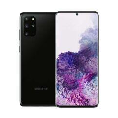 Samsung G985 Galaxy S20 Plus 128GB 8GB RAM 4G DualSIM, (Kártyafüggetlen 1 év garancia), Mobiltelefon, fekete