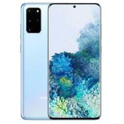 Samsung G985 Galaxy S20 Plus 128GB 8GB RAM 4G DualSIM, (Kártyafüggetlen 1 év garancia), Mobiltelefon, kék