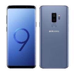 Samsung G965F Galaxy S9 Plus 64GB 6GB RAM DualSIM, (Kártyafüggetlen 1 év garancia), Mobiltelefon, kék