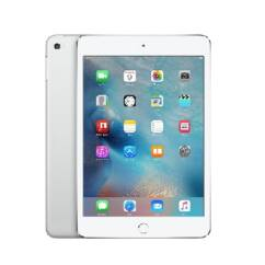 Apple iPad Mini 4 128GB Wifi, (1 év garancia), Tablet, ezüst