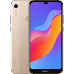 Huawei Honor 8A 32GB 3GB RAM DualSIM, (Kártyafüggetlen 1 év garancia), Mobiltelefon, arany