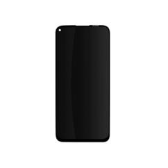 Huawei P40 Lite/P20 Lite 2019, LCD kijelző érintőplexivel, fekete