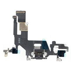 Apple iPhone 11, Rendszercsatlakozó, fekete