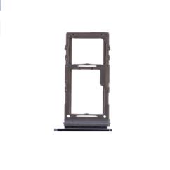 Samsung G980 Galaxy S20 DualSIM, SIM tartó (memóriakártya tartó), fekete