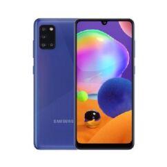 Samsung A315G Galaxy A31 64GB 4GB RAM DualSIM, (Kártyafüggetlen 1 év garancia), Mobiltelefon, kék