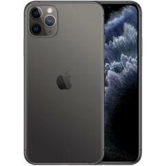 Apple iPhone 11 Pro Max 256GB 6.5, (Kártyafüggetlen 1 év garancia), Mobiltelefon, szürke