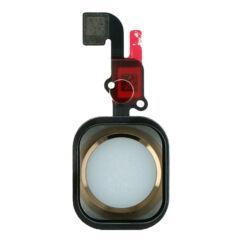 Apple iPhone 6S/6S Plus, Ujjlenyomat érzékelő, (HOME), arany